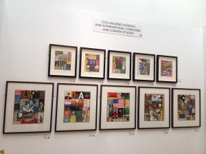 Peter Blake, CCA Galleries